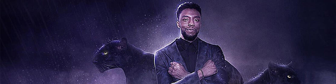 FineDings August 2020 Chadwick Boseman