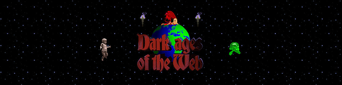 FineDings Juli 2020 Dark ages of the Web