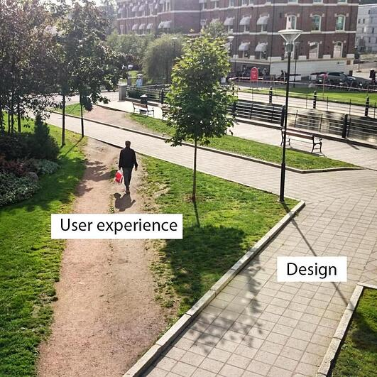 UX vs Design