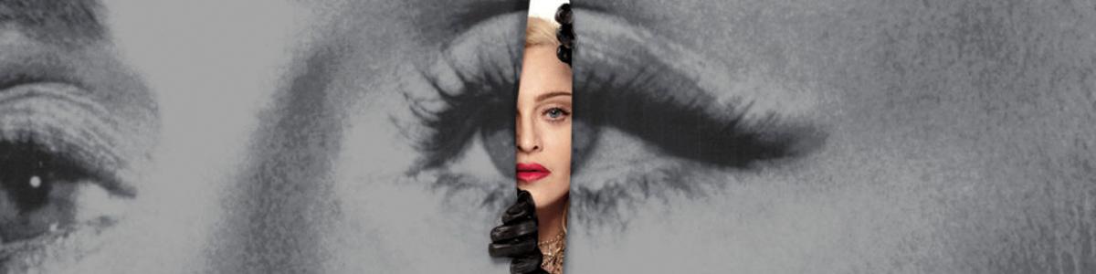 Madonna auf dem Cover des New York Times Magazine